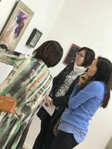 グループ展 Heji-Mostra collettiva degli artisti di Tosa